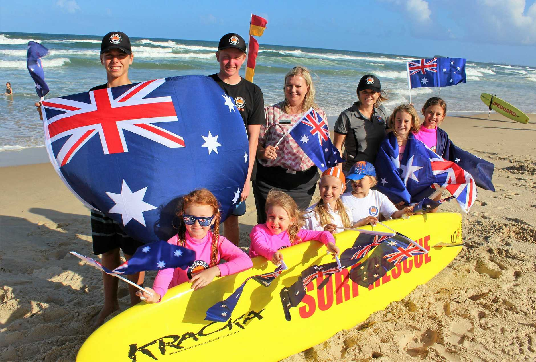 Marcoola is ready to rock the North Shore on Australia Day