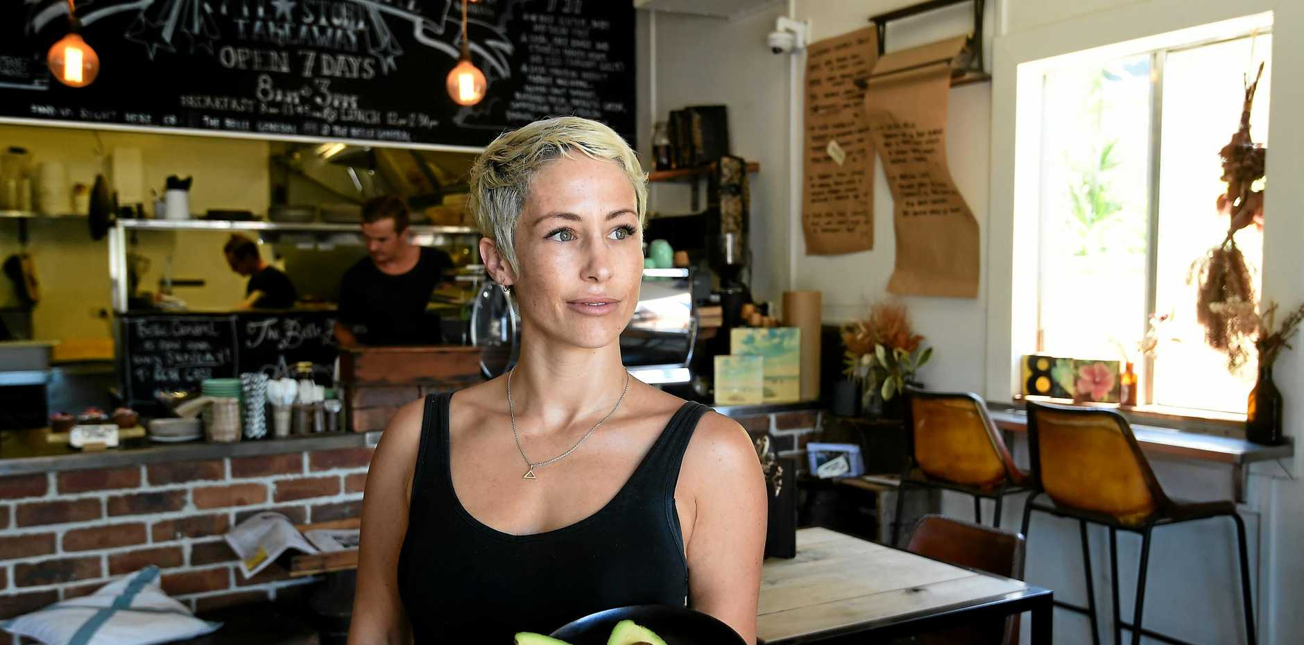 The Belle General owner Kyla Plummer said they had never seen prices for avocados as high as in January 2018 where demand had outstripped supply.