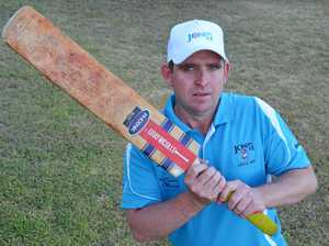 Tim Sutton will play for Jonesy's XI in this weekend's cricket.