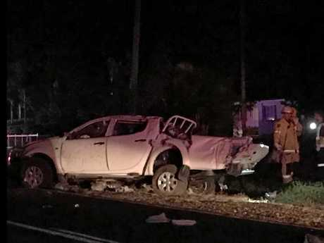 DOUBLE FATALITY: Two South Kolan women have lost their lives after a traffic crash on the Bundaberg Gin Gin Rd.