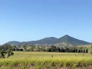 Mystery surrounds the name of our little mountain range