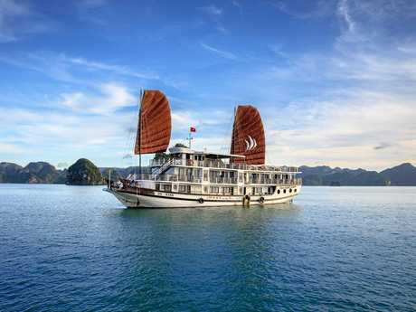 The Glory legend Halong Bay.