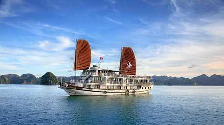 The Glory legend Halong Bay.