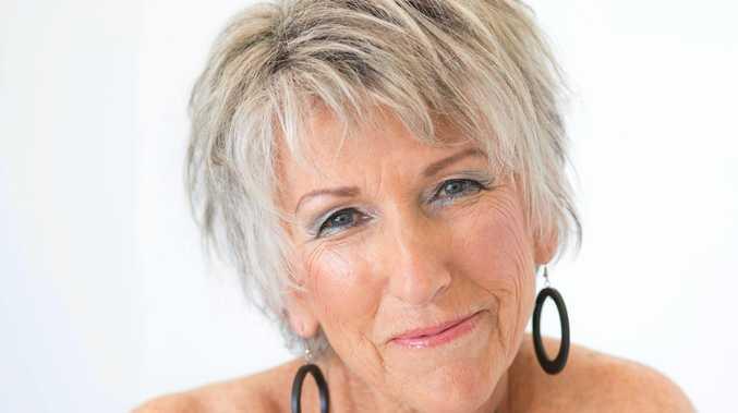 Jazz singer Sue Bond.