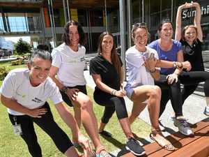 Coast hospital staff set example with run club