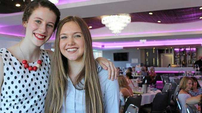 FRIENDS FOR LIFE: Johanna Scully, left, and Kate Chappell are holding a cancer fundraiser in Yeppoon next month in honour of Johanna's mother.