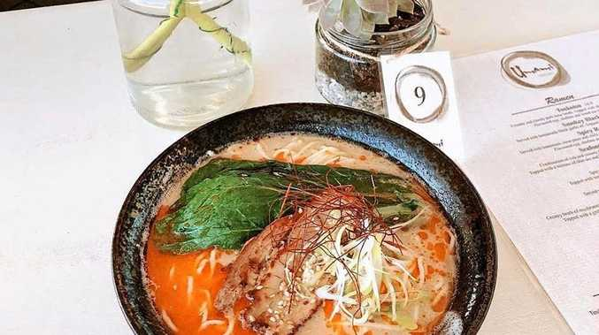 Umami Ramen is open for business in Aerodrome Rd, Maroochydore. Tan-Tan Men is made with homemade spicy chili oil, combined with the rich creaminess of sesame and Tonkotsu flavor.