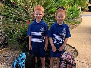 GALLERY: CQ kids on their first day of school