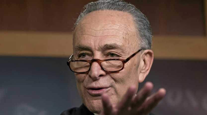 Senate Minority Leader Chuck Schumer has helped avoid a prolonged shutdown of the US Government.