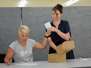 Ballot for Lockyer Valley by-election drawn