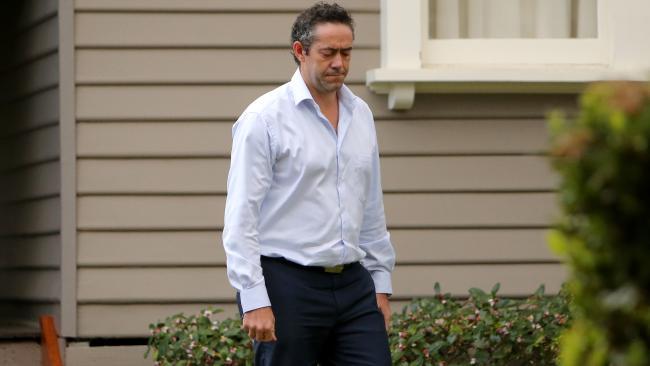 Simon Lethlean left the AFL in July. Picture: Stuart McEvoy for the Australian.
