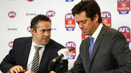 Simon Lethlean was the AFL's former football operations boss.