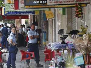CCTV released of gunman on the run