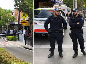 Man shot dead at Sydney cafe, gunman now on the run