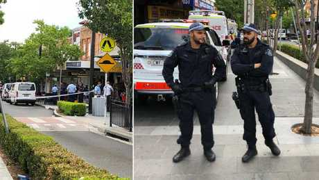 Police are responding to a shooting in Bankstown