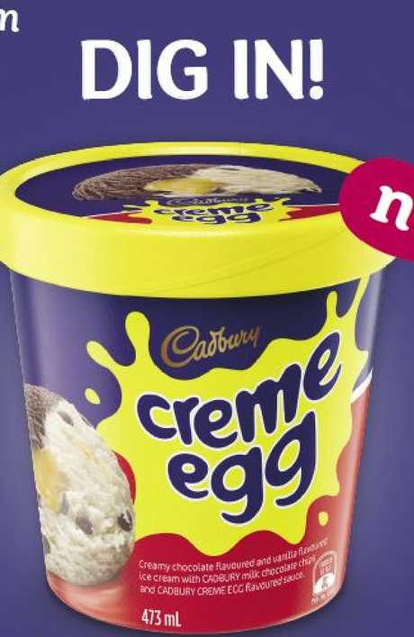 Cadbury has finally given Creme Egg fans what they've been asking for. Picture: Facebook
