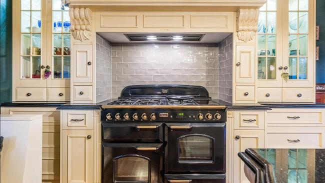 This oven retails for close to $10,000.