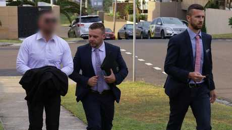 Salim Mehajer was arrested this morning. Picture: NSW Police