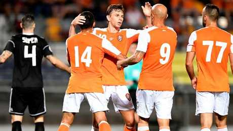 Brisbane Roar apologise for Asian Champions League jersey numbers sham