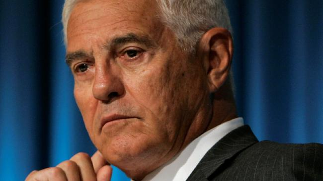 Former General Motors vice chairman, Bob Lutz, has cast doubt on the future prospects of electric car maker Tesla amid mounting financial losses. Picture: Supplied.