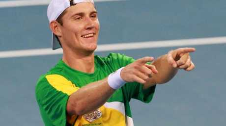 Matt Ebden has been left out of Australia's five-man squad. Picture: Darren England