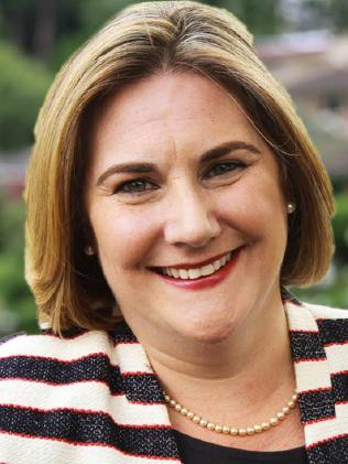 Hollie Hughes was a Liberal Candidate for the Senate in NSW.