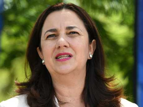 Premier Annastacia Palaszczuk says assisted-dying laws are not on the Queensland Government's agenda.