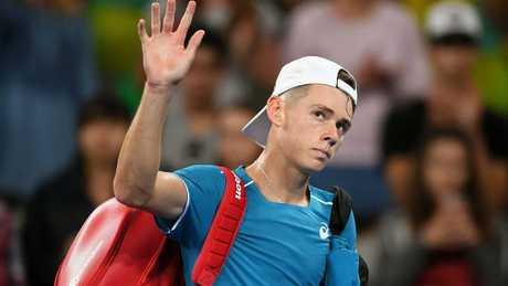 Could Alex de Minaur be in line for a Davis Cup singles slot?