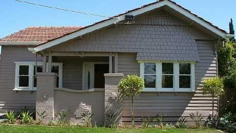 The Brighton property before flipping. Picture: Supplied