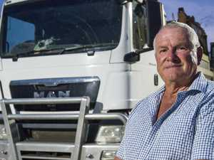 Truckies face not being able to park vehicles at home
