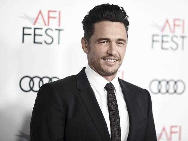 Several women have made claims of sexual inappropriateness against James Franco