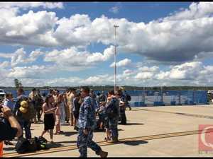 Hornets return home