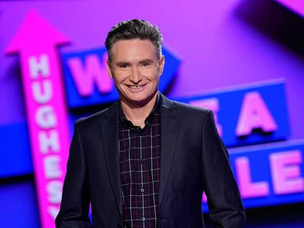 Dave Hughes hosts the new comedy show Hughsey, We Have A Problem.