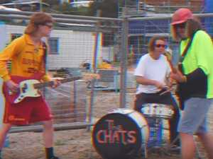 Viral band behind song Smoko to perform in Toowoomba