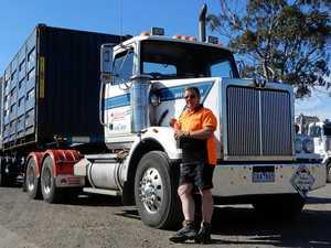 Tassie Truckin': Paul Wildhorse