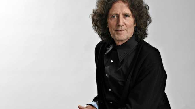 HEADED OUR WAY: Irish singer-songwriter Gilbert O'Sullivan will tour Australia for the first time in March.