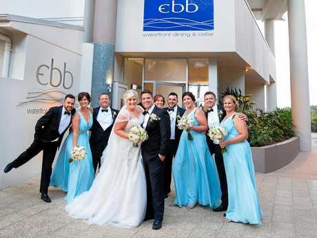 Lisa Bartel has married Diego Aldana.