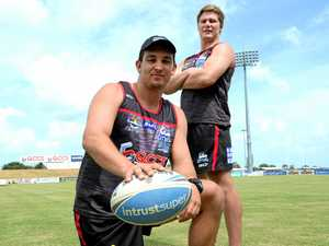 Cutters front-rowers plot a path to the top