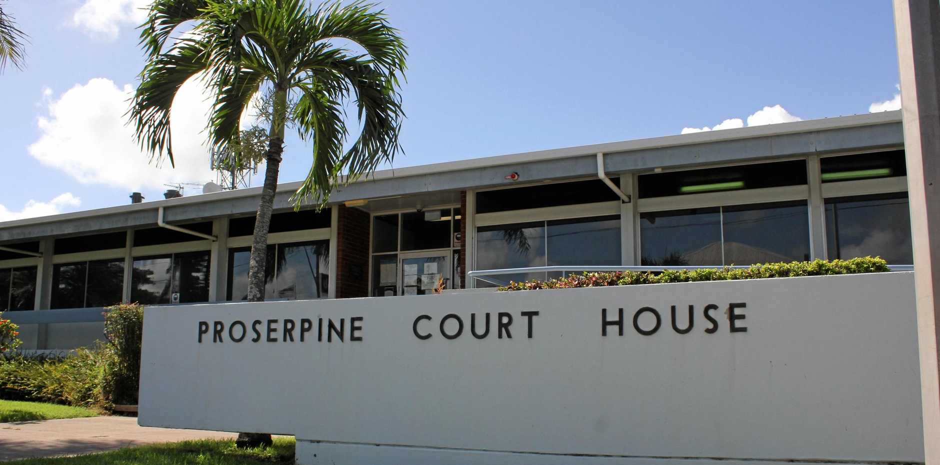 FINED: A 23-year-old man has been re-sentenced in Prosperine for stealing.