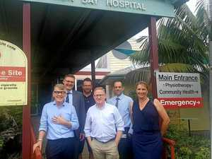 Development proposal on the cards for Byron Hospital site
