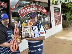 Sausage King opens second butcher shop in Toowoomba