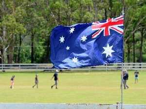 Australia Day looking 'hot, sweaty' in Warwick