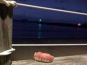 Mystery of the pearly whites found at Coast beach