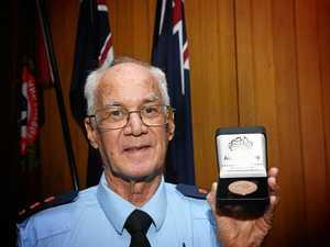Recognition for dedicated Gympie region SES leader