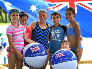 Jelly pool, thong throwing and more this Australia Day