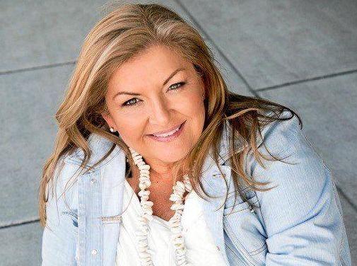 Brisbane designer Tracey Watkins, founder of White Label Noba range.