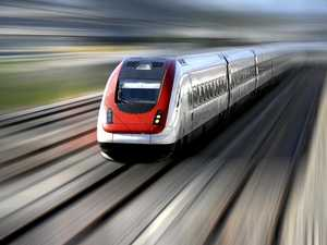 UNITY TICKET PLEASE: MP pushes for fast train support