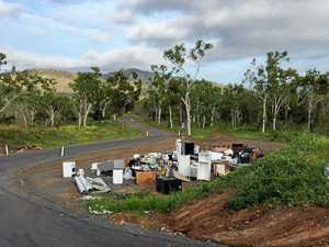 Council sick of illegal dumping