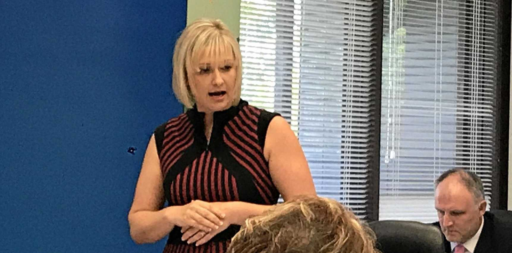 Deputy Mayor Amanda Camm was in favour of scrapping committees to allow all councillors to vote on all decisions but she said the committees were great at improving Mackay quickly after the last council.