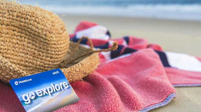 GET EXPLORING: TransLink's go explore card has launched on the Sunshine Coast.